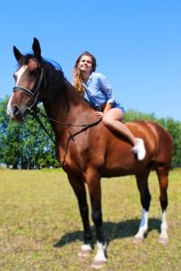 Фотосессии с лошадьми (13)