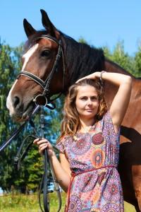 Фотосессии с лошадьми (18)