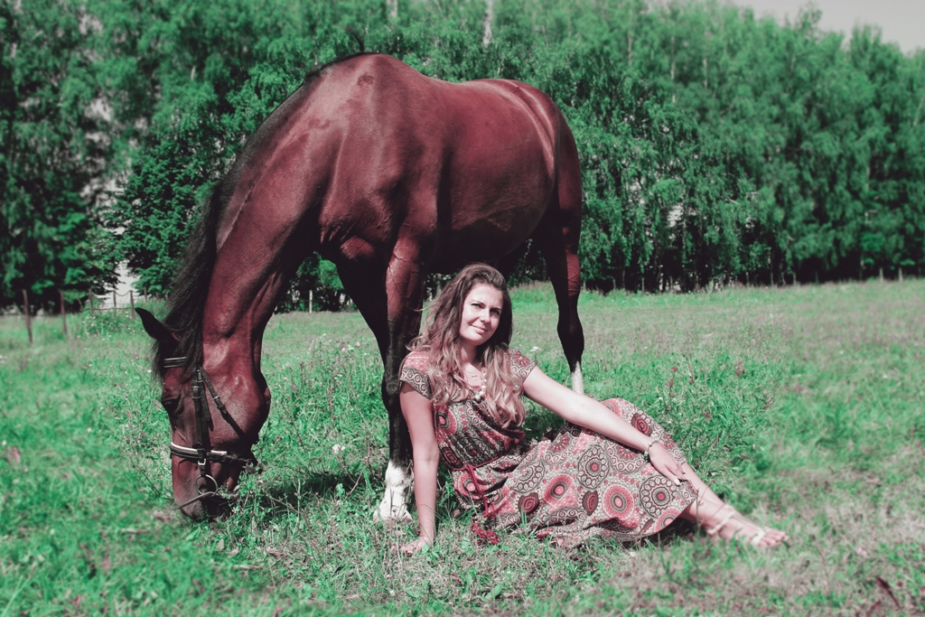 Фотосессии с лошадьми (20)