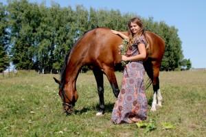 Фотосессии с лошадьми (26)