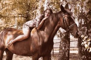 Фотосессии с лошадьми (35)